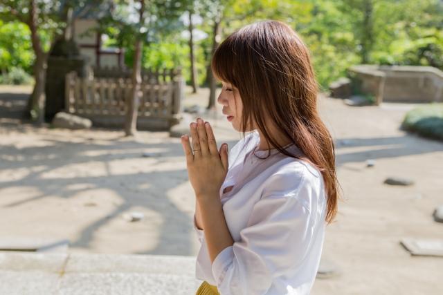 祈り やり方 方法