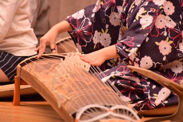 和の習い事 日本 文化 伝統